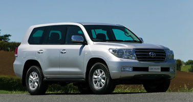 land cruiser 200 replacement for Landcruiser 100 is now available
