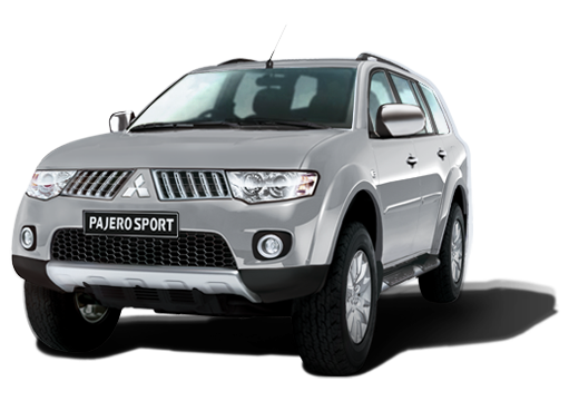 Mitsubishi Pajero Sport available in Iceberg Silver