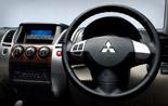 Mitsubishi Pajero Sport Steering