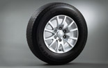Mitsubishi Pajero Sport Wheel & Tyre