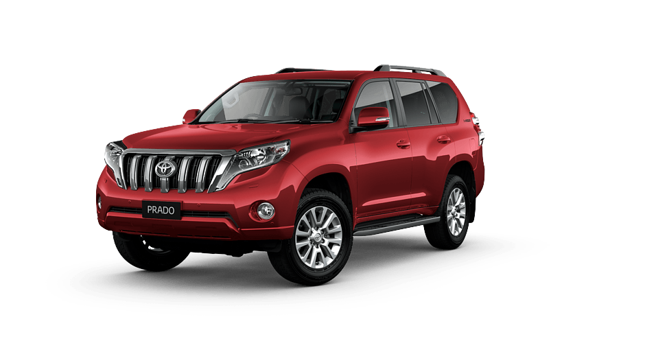 Toyota Land Cruiser Prado VX in Metal Storm