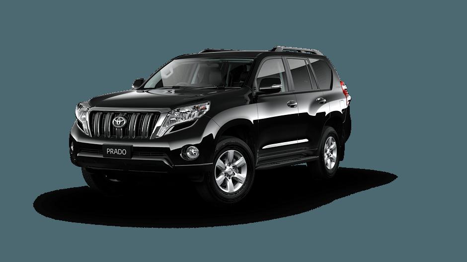 Toyota Prado Prado GXL in Graphite