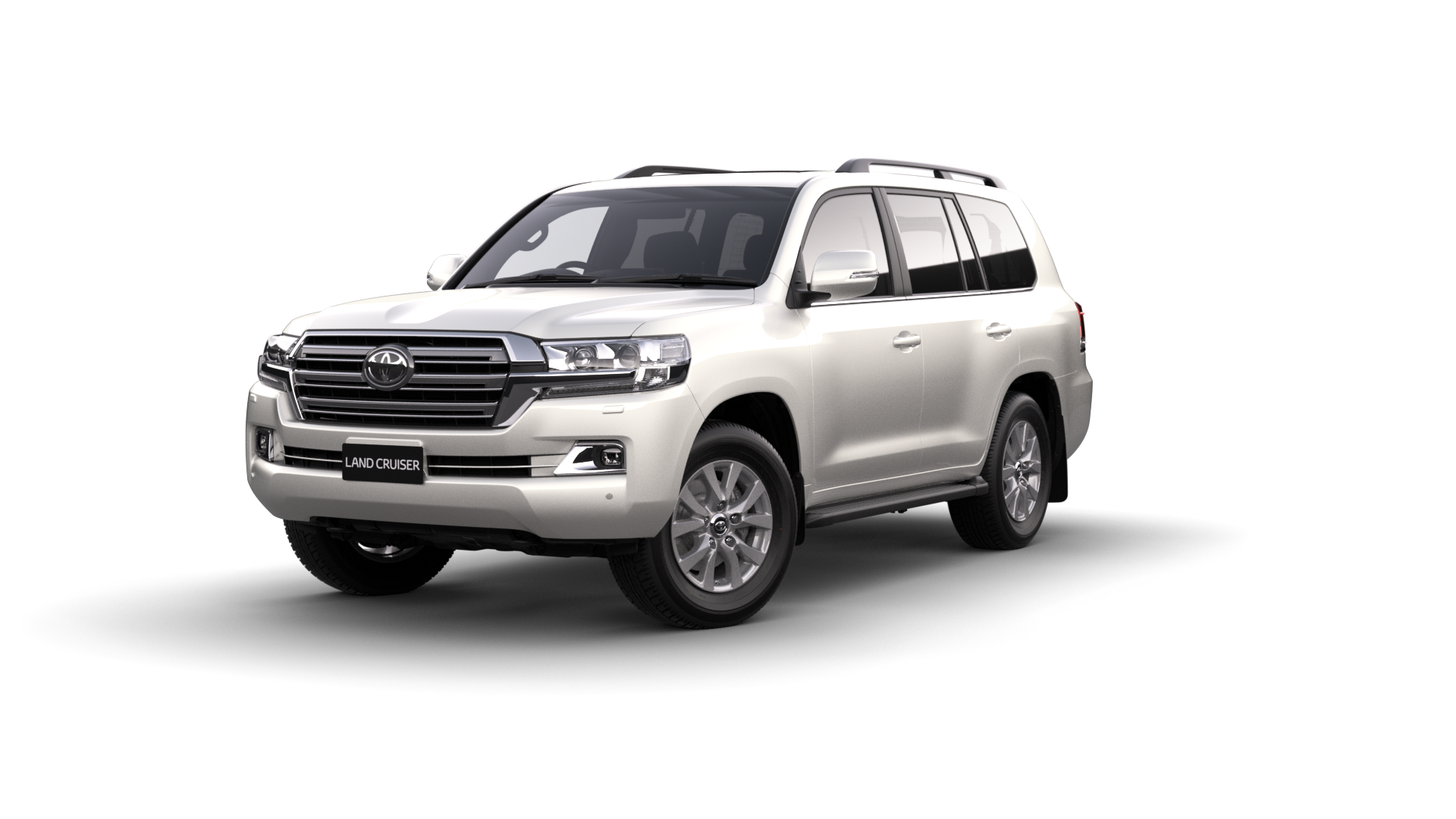 Toyota LandCruiser 200 VX in Onyx Blue