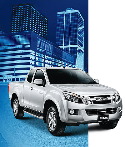 2012 isuzu dmax at Thailand leading pick-up truck dealer Jim Autos Thailand