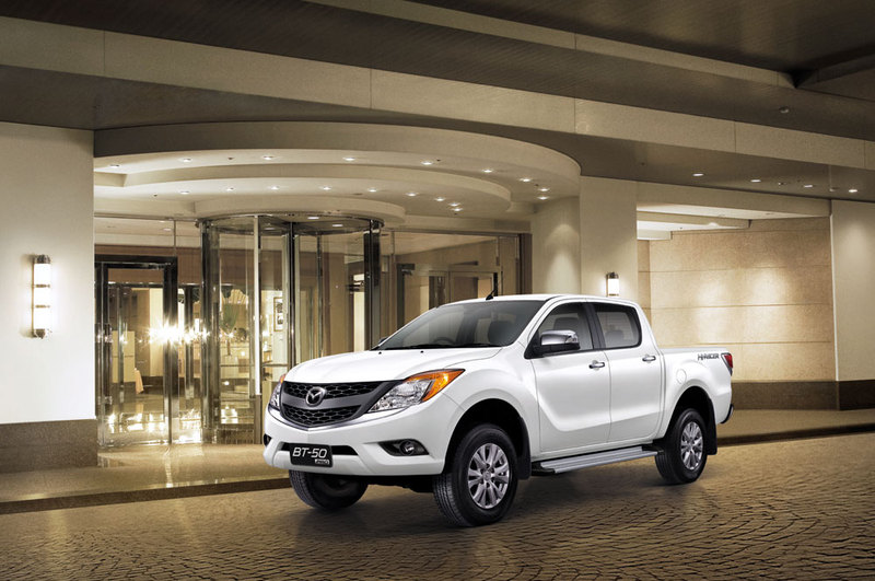 2012 Mazda BT50 new model available now at Thaliand leading pick up truck dealer exporter