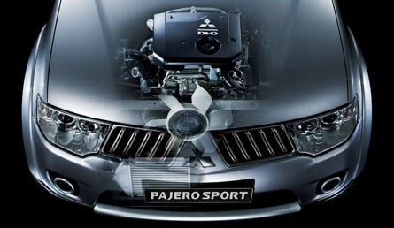 Mitsubishi Pajero Sport - Vehicle Performance
